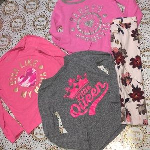 🔆4pc Outfit 🔆 Girls Size 3T Bundle ⚠️20%OFF SALE